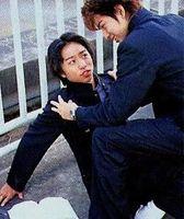 Sakurai + Matsumoto = SakuMoto
